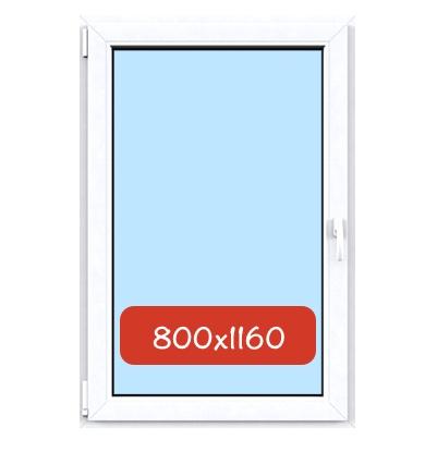 Окно 800х1160